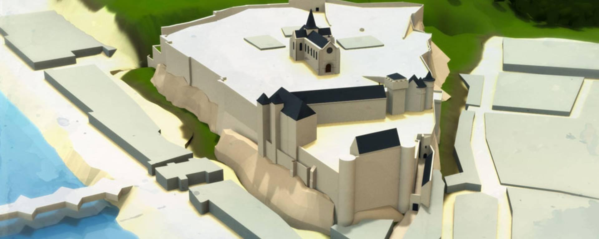 Amboise prima del 1431