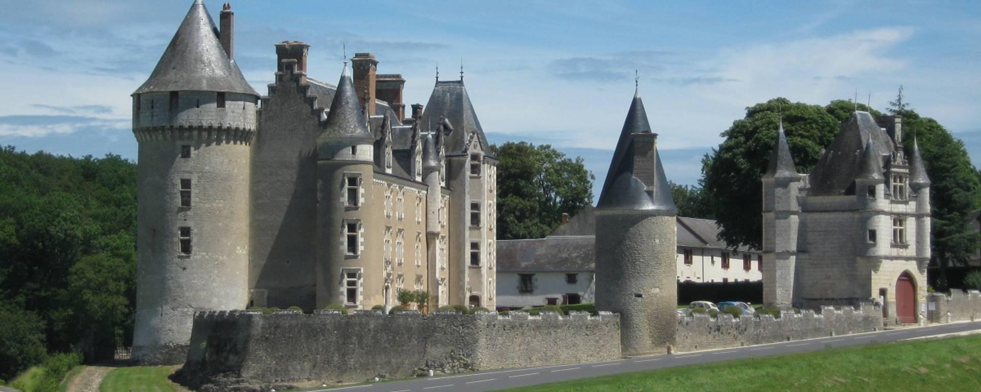 Il castello di Montpoupon © OTBC
