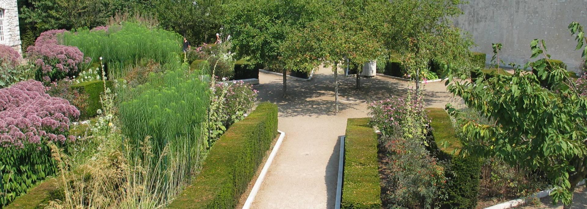 I giardini del re a Blois
