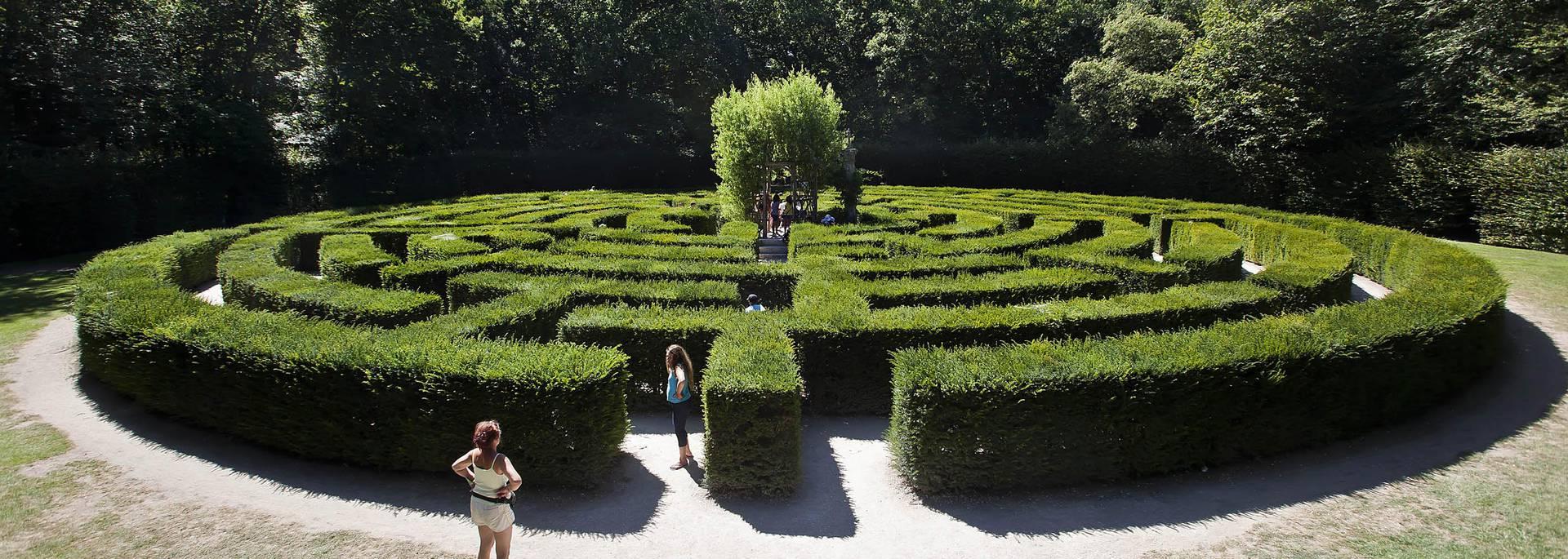 I giardini del castello di Chenonceau © Images de Marc