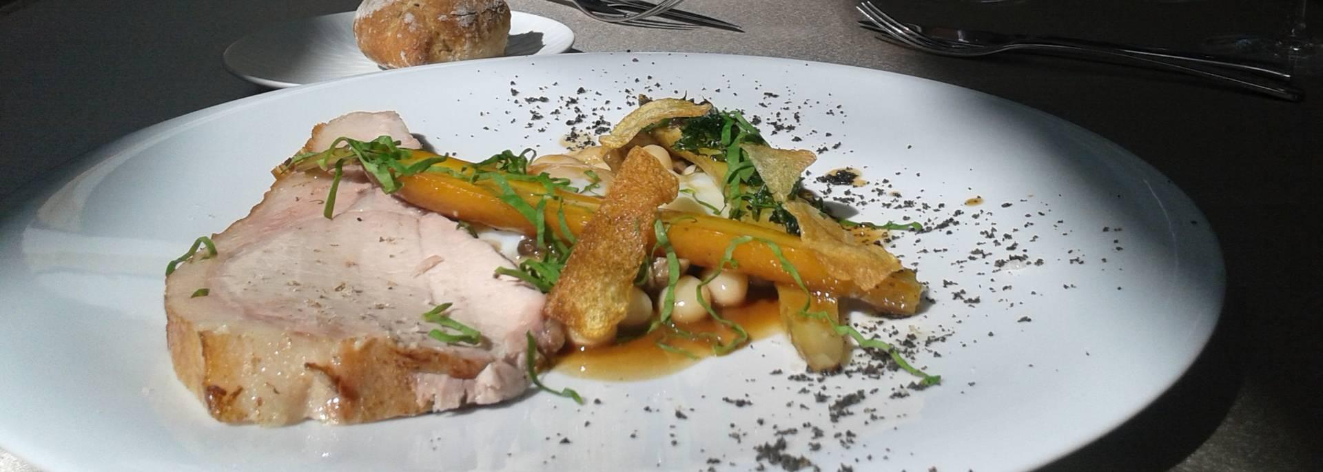"""Una ricetta del ristorante """"ASSA"""" di Blois"""