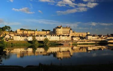Il castello reale di Amboise. © L. de Serres