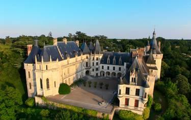 Castello di Chaumont-sur-Loire © OTBC