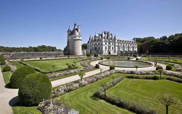 Il castello di Chenonceau © Images de Marc