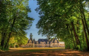 Il castello di Villesavin