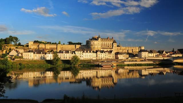 Il castello Reale di Amboise © L. de Serres