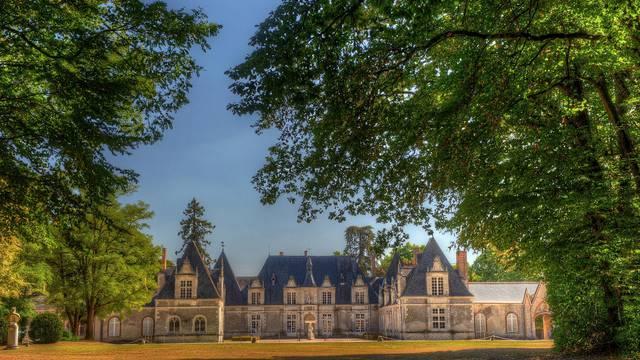 Il castello di Villesavin © L. de Serres