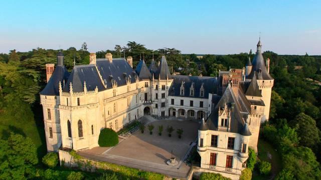 Il castello di Chaumont-sur-Loire © Château de Chaumont-sur-Loire