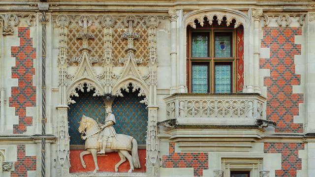 La facciata Luigi XII © L. de Serres