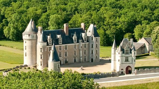 Il castello di Montpoupon