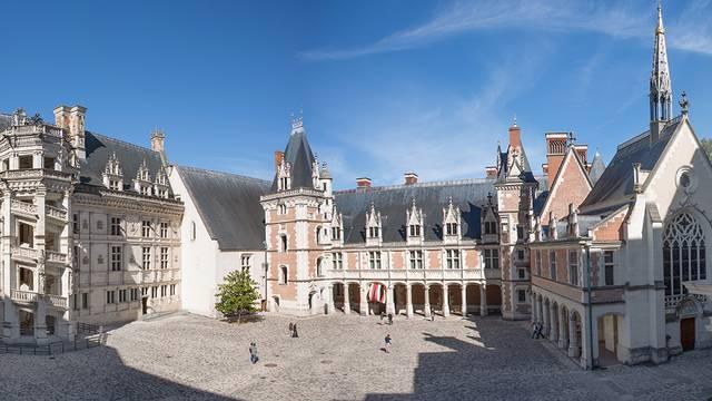 Il Castello Reale di Blois © T Bourgouin