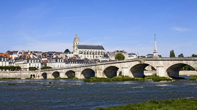 Blois, una città carica di storia. © Michel Angot