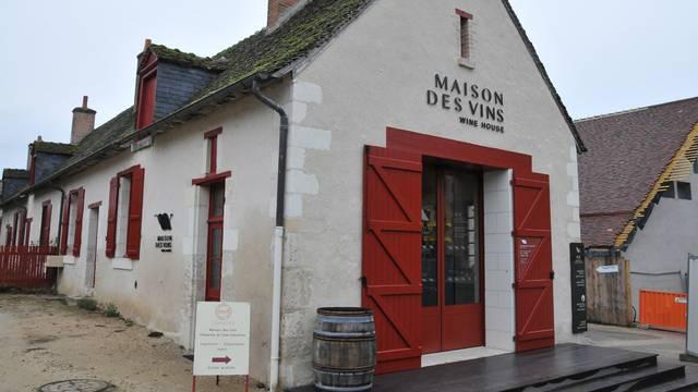 La Maison dei vini di Chambord
