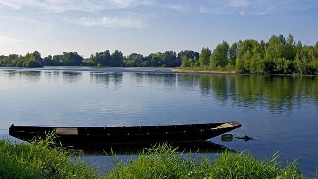 Barca sulla Loira © Michel Angot