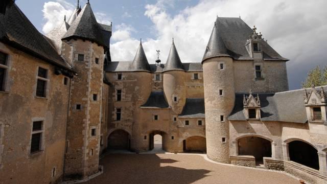 Il castello di Fougères-sur-Bieuvre © P. Berthé - CMN-Paris