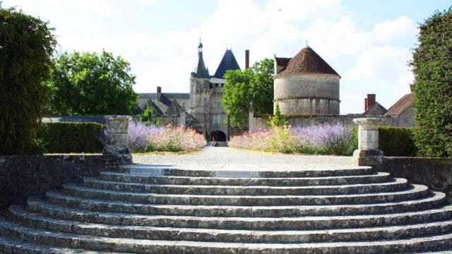 Il castello di Talcy © OTBC
