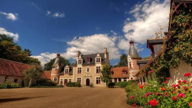 Il castello di Troussay. © OTBC