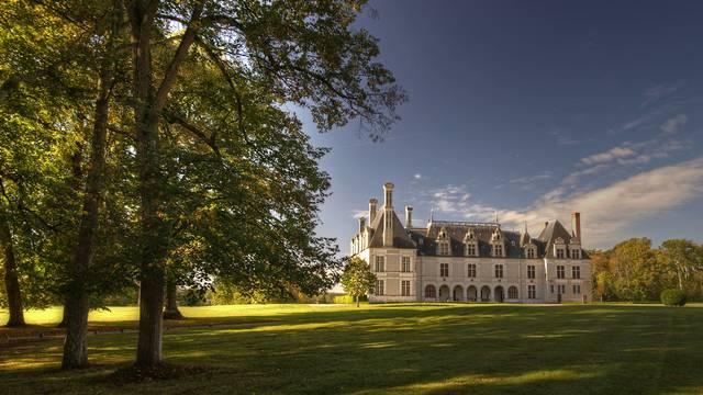Il castello di Beauregard nella valle della Loira