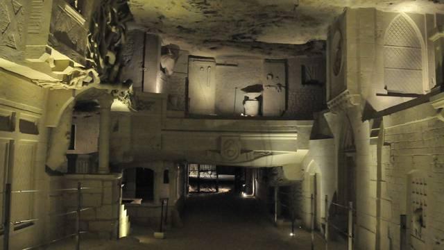 La cava dei Roches a Bourré. © DR