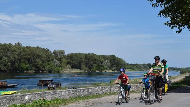 La Loira in bicicletta © OTBC