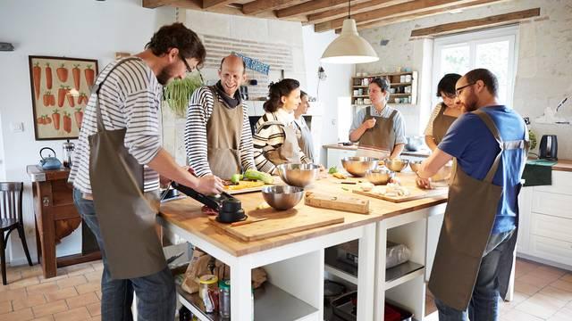 Laboratori gastronomici a Blois-Chambord