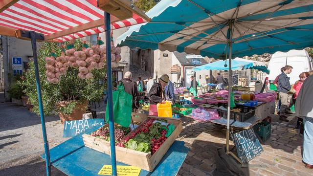 Il mercato di Blois