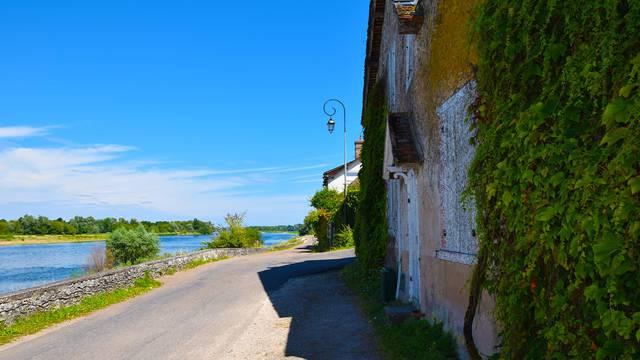 Il città e villaggi di Blois-Chambord