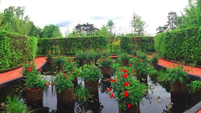 Festival dei giardini di Chaumont-sur-Loire