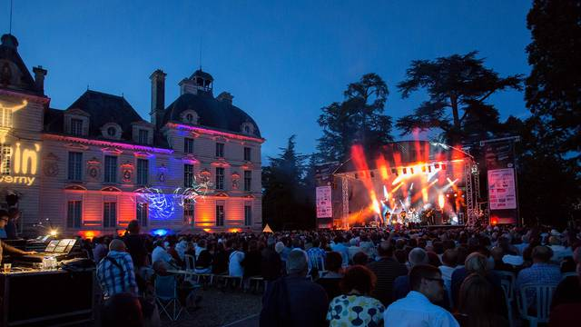 Festival Jazz'In Cheverny