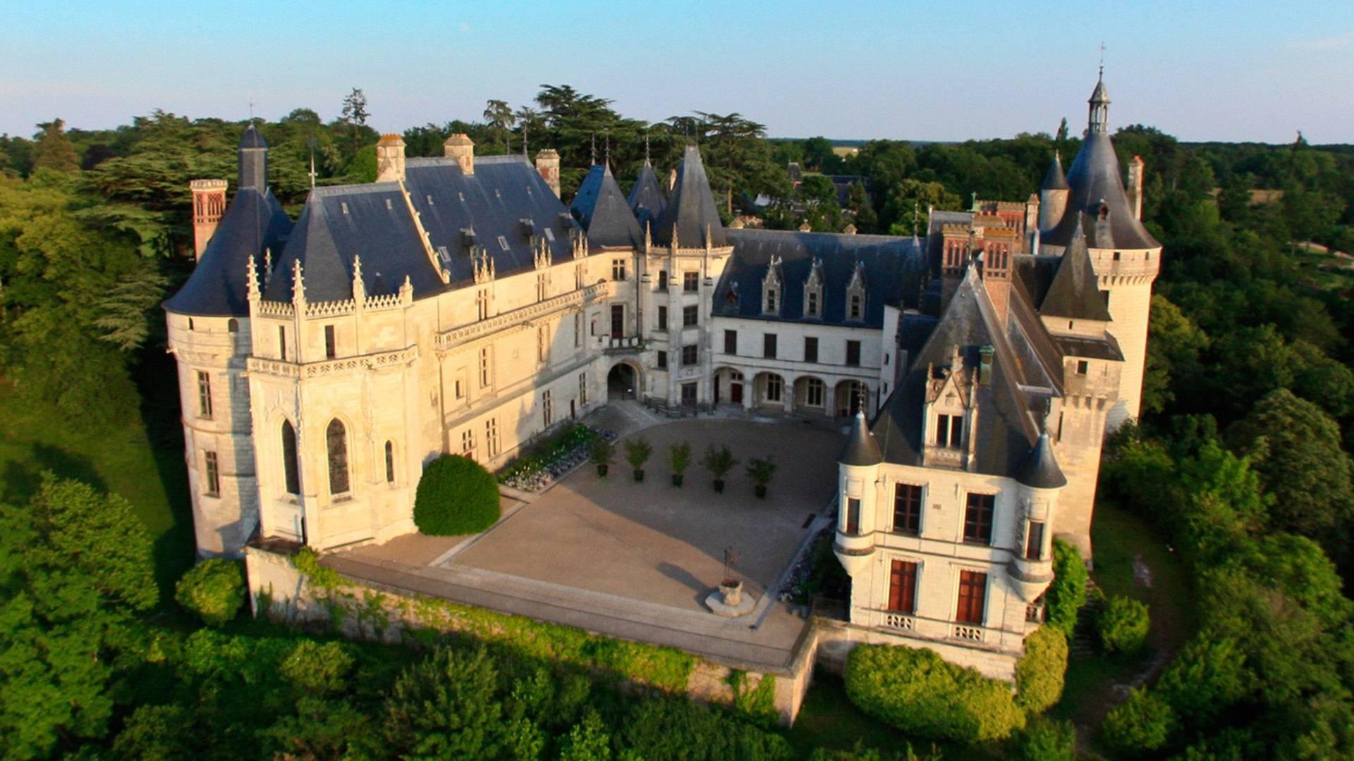 Castello di Chaumont-sur-Loire