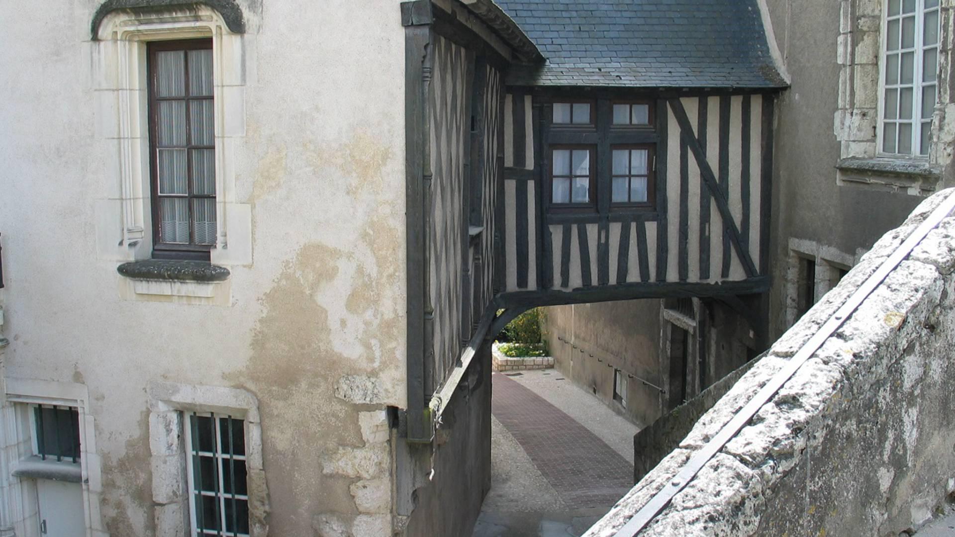 Antica dimora signorile a Blois.