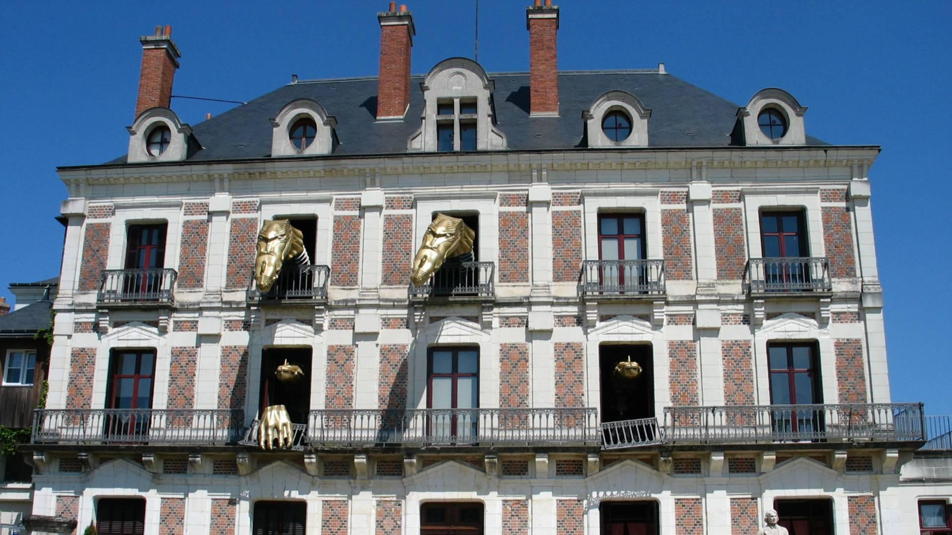 La Casa della magia a Blois