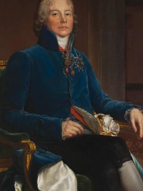 Il principe de Talleyrand © OTBC