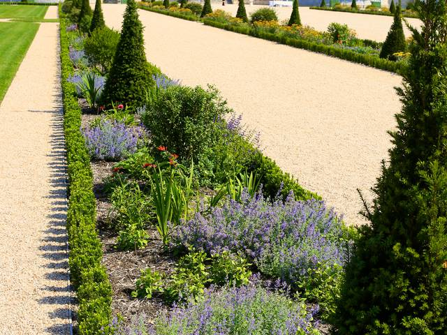 I giardini di Chambord. © Ludovic Letot