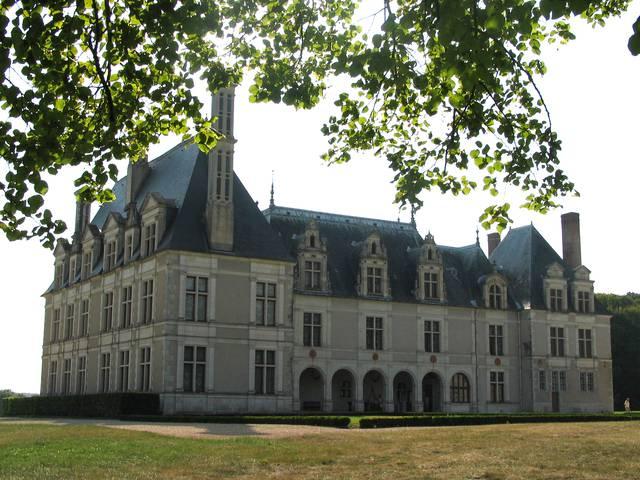 Il castello di Beauregard © OTBC