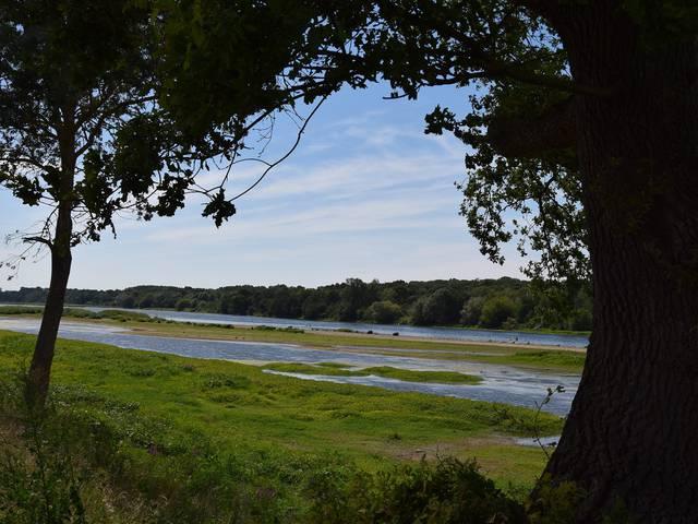 La Loira a Saint Dyé, ideale per tutte le storie...  © OTBC