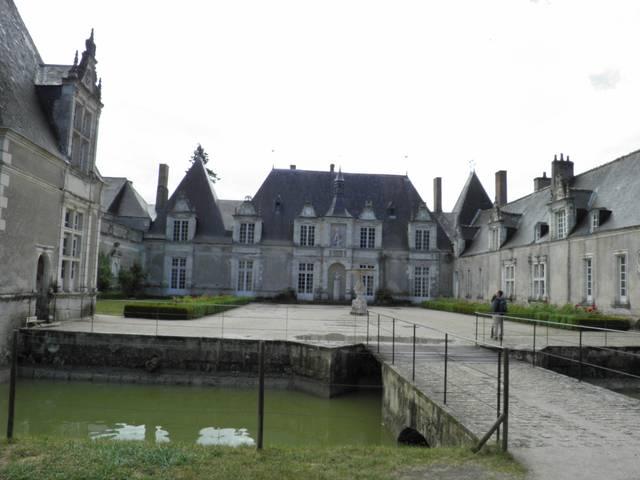 Il castello di Villesavin © OTBC