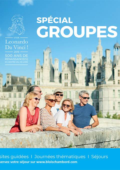Catalogue spécial Groupes 2019