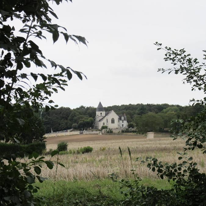 Valle della Cisse, chiesa Saint-Secondin a Molineuf