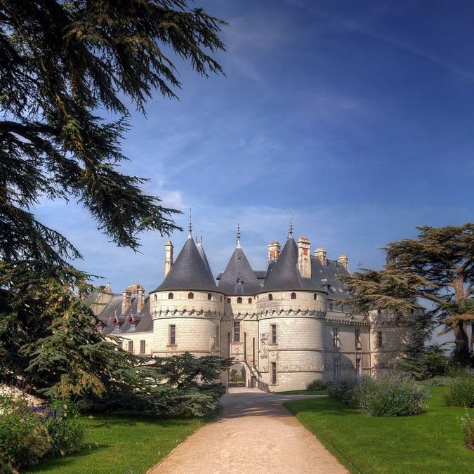 La tenuta regionale di Chaumont-sur-Loire