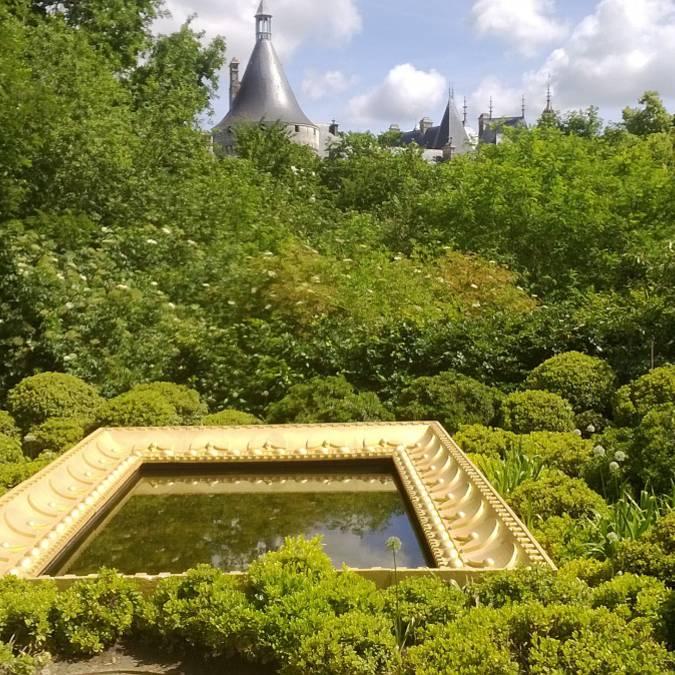 Il festival dei giardini di Chaumont-sur-Loire © OTBC