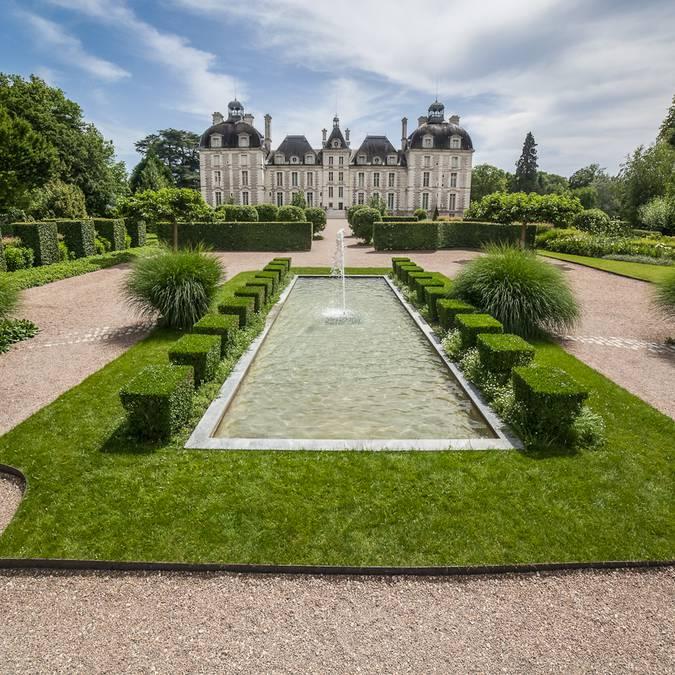 I giardini di Cheverny. © CJN Thierry