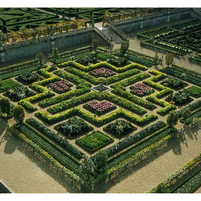 I giardini di Villandry. © DR