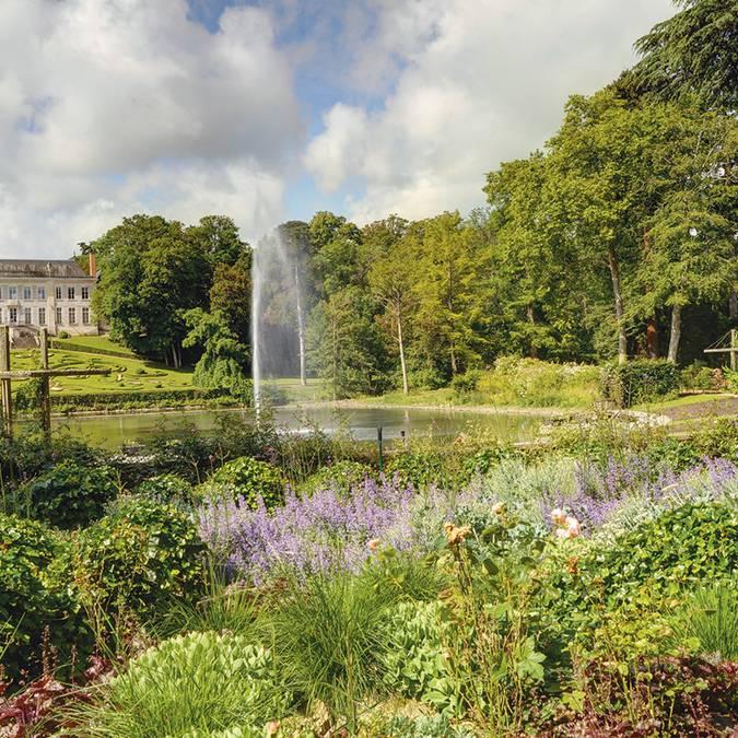 Il parco floreale della Source. © Parc Floral