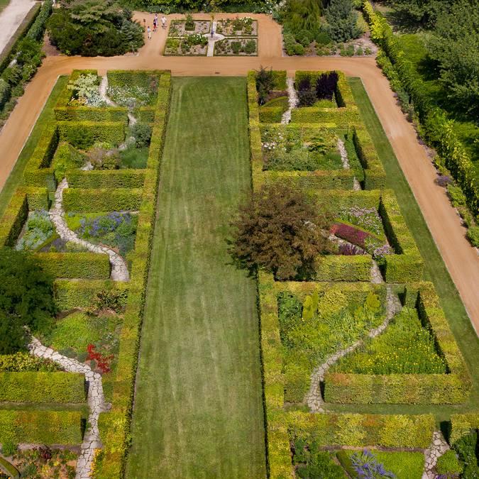 I giardini di Beauregard. © OTBC