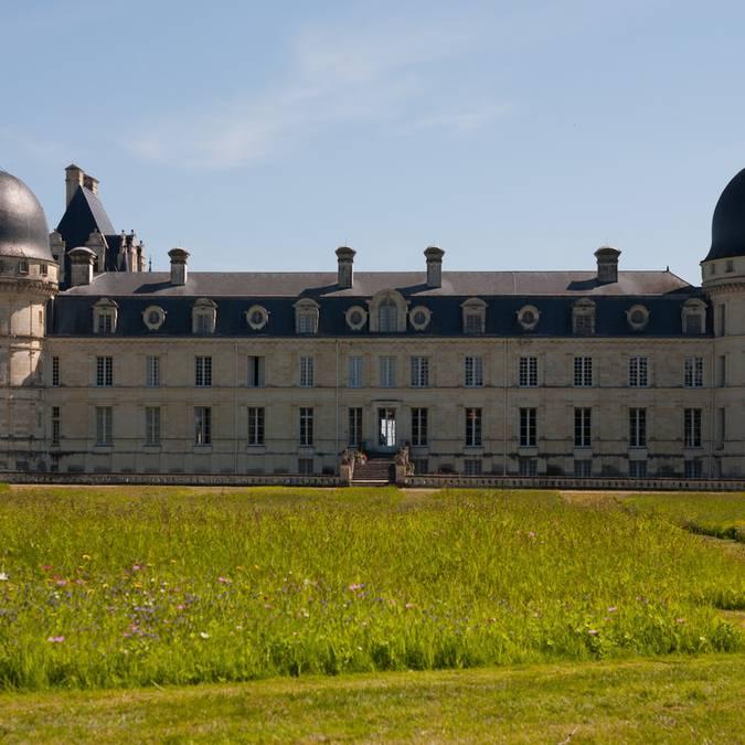 Il castello di Valençay © OTBC
