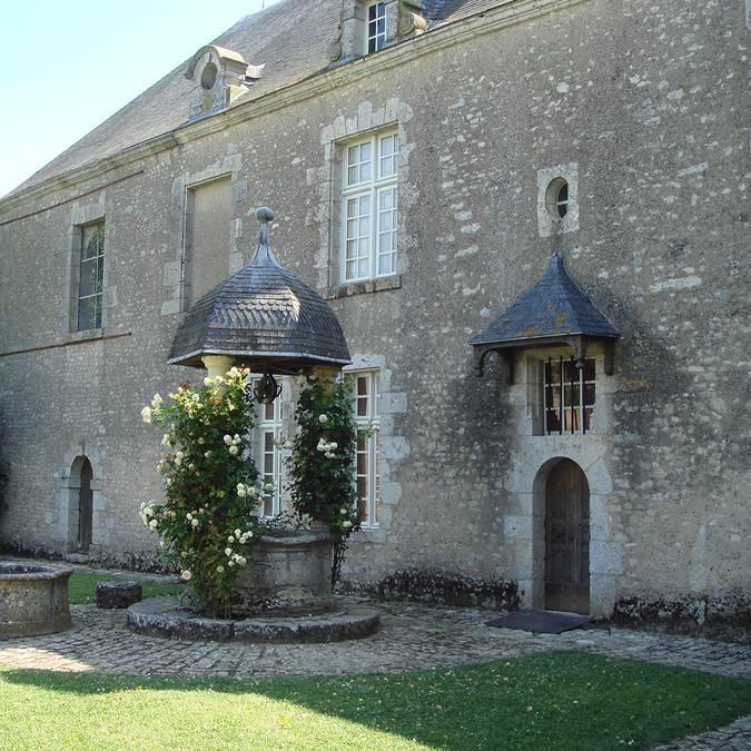 Il castello di Talcy