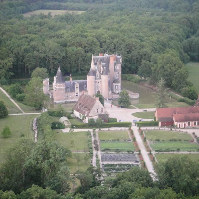 Il castello di Moulin