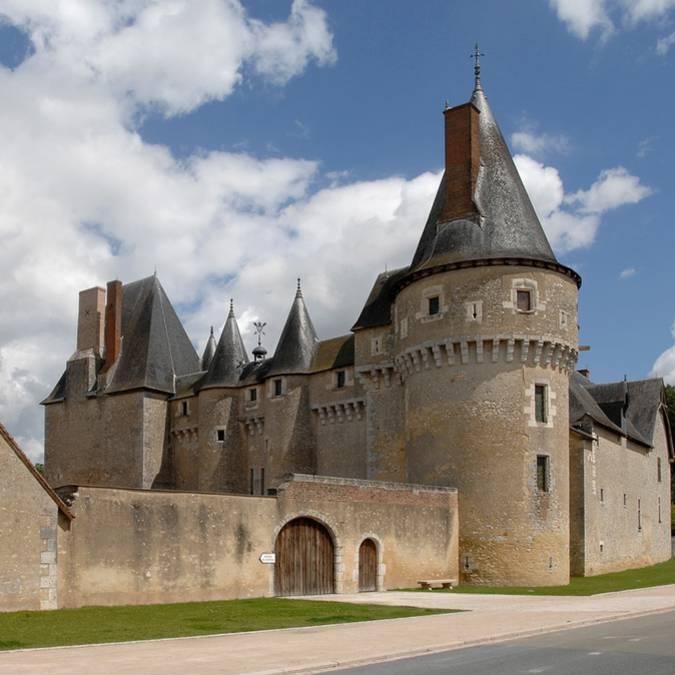 Castello di Fougères-sur-Bièvre